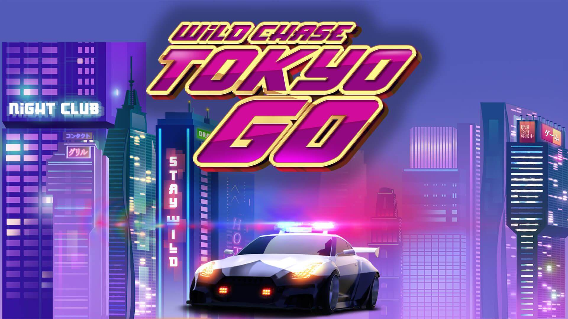 The Wild Chase: Tokyo Go (Quickspin) обзор слота